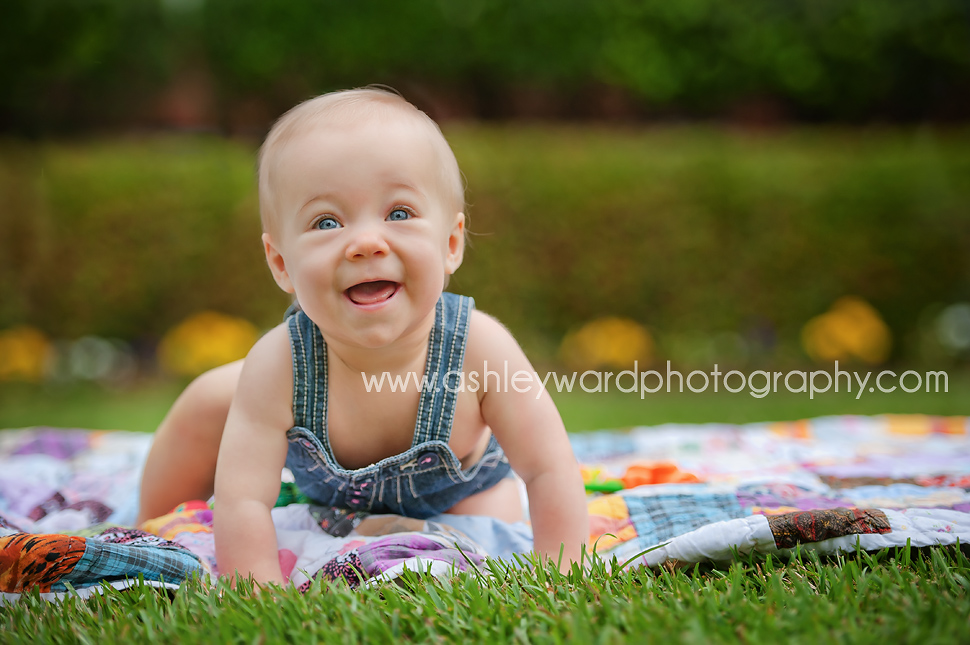 Columbia SC Baby Photography